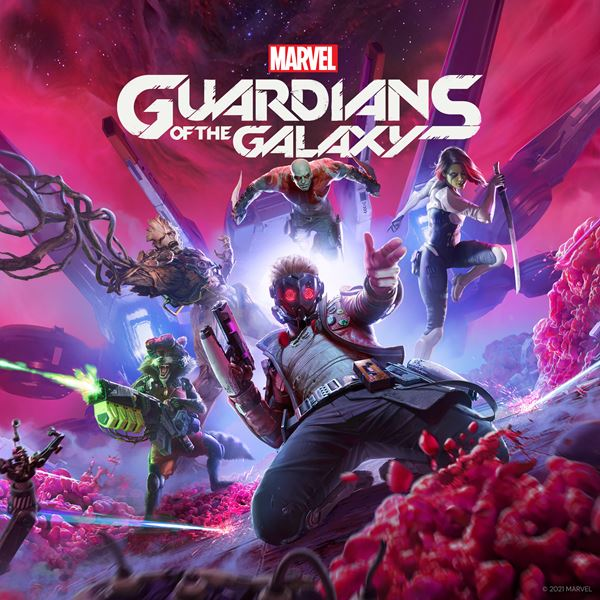 COSMO THE SPACE DOG FETCHES A NEW CUTSCENE FOR MARVEL'S GUARDIANS OF THE GALAXY