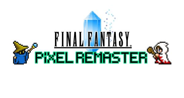 FINAL FANTASY IV's Returns As A Pixel Remaster for Steam and Mobile Today